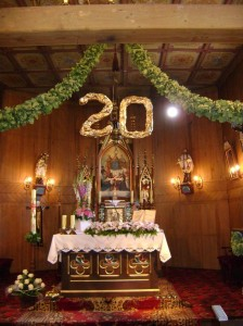 20 lecie Księdza Proboszcza